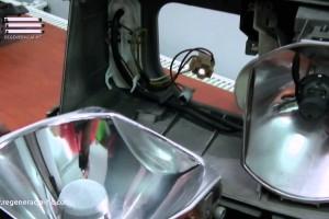 Naprawa oświetlenia samochodowego. Regeneracja refektorów